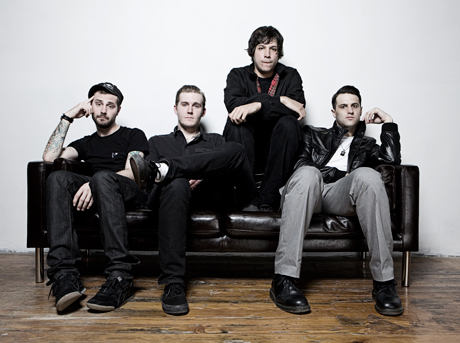 Gaslight Anthem Sign to Mercury Records, Prep New Album for 2012 Release
