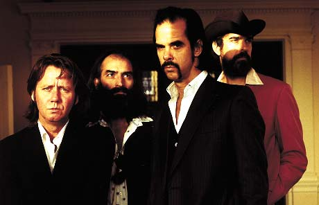 Grinderman The Peculiar And The Grotesque