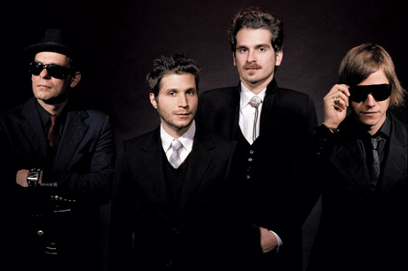 The Admirable <b>Interpol</b>