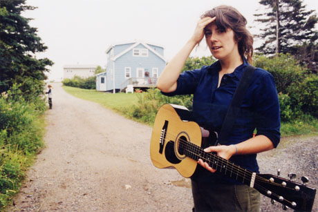Julie Doiron Moves to Toronto; Fred Squire Readies Release for Rick White's Blue Fog Recordings