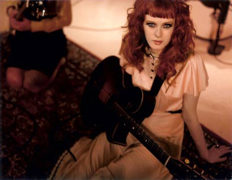 Karen Elson's Jack White-Produced Solo Album Gets Release Date, Tracklisting