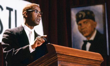 Malcolm X - Directed by Spike Lee