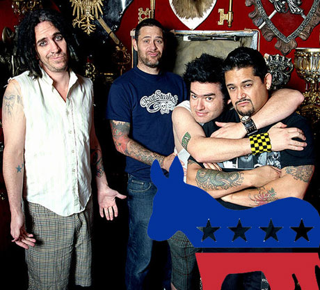 NOFX To Play Show Coinciding with Democratic National Convention