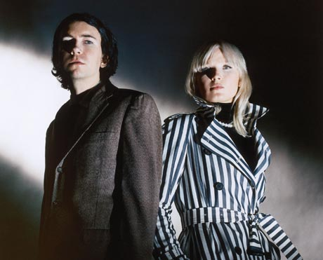 The Raveonettes' Buddy System