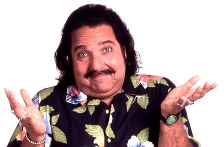 Ron Jeremy The Exclaim Questionnaire