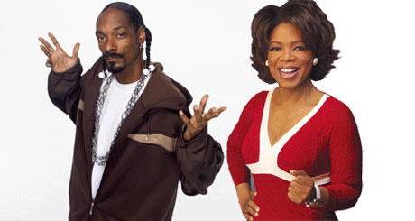 Oprah vs Snoop