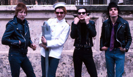The Damned Set To Release First New Album in Seven Years