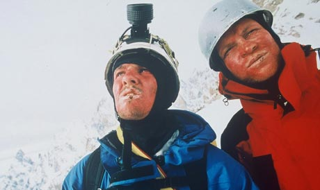 from touching the void analysis Touching the void summary & study guide includes detailed chapter summaries and analysis, quotes, character descriptions, themes, and more.