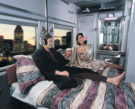 Wtf Via Rail Looking To Launch Download Service: via rail canada cabin for 2