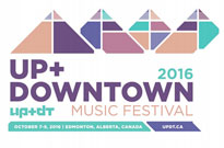 Edmonton's Up + Downtown Fest Expands Lineup with Born Ruffians, Big Wild, the Elwins