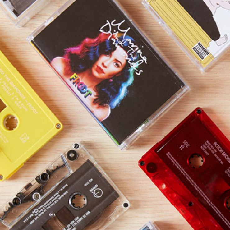 Urban Outfitters Gets Into The Cassette Game