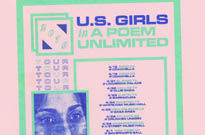 """U.S. Girls Announce North American Tour Dates, Share """"TIME"""" Video"""