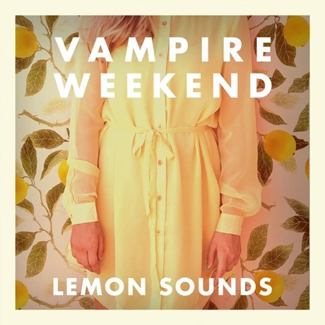 Update: New Vampire Weekend Album Not Called 'Lemon Sounds'