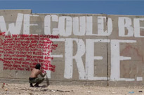 """Vic Mensa """"We Could Be Free"""" (ft. Ty Dolla $ign) (lyric video)"""