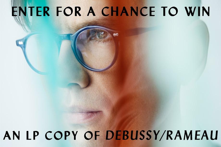 Víkingur Ólafsson – Enter for a chance to win an LP copy of 'Debussy/Rameau'