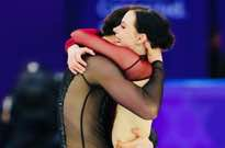 "Tessa Virtue and Scott Moir Will Skate to the Tragically Hip's ""Long Time Running"""