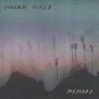 Vivian Girls Reunite, Announce New Album 'Memory'