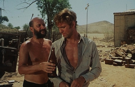 Wake In Fright - Directed by Ted Kotcheff