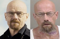 Everyone Is Losing It over This Walter White Lookalike Wanted for Meth Possession