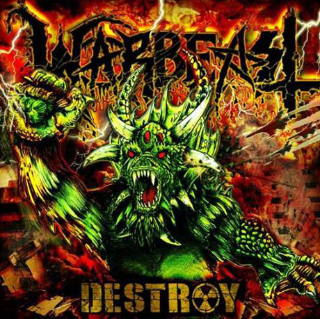 Warbeast Reveal 'Destroy'