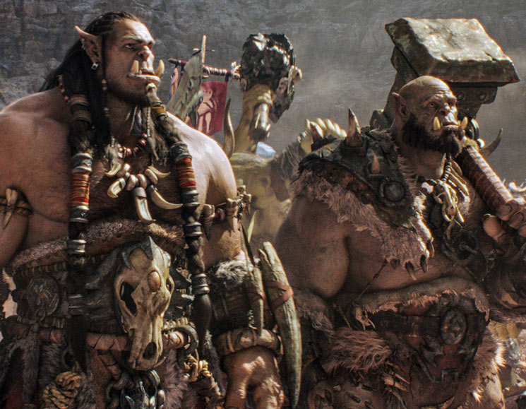 WarcraftDirected by Duncan Jones