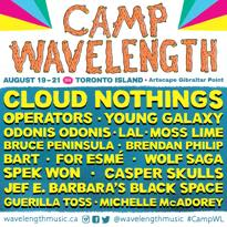 Toronto's Camp Wavelength Reveals 2016 Lineup with Cloud Nothings, Operators, Young Galaxy