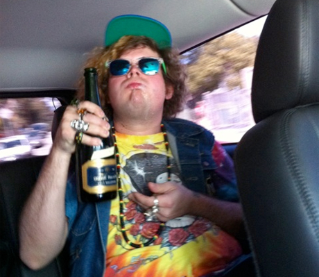 Wavves' Stephen Pope Kicked Out of MTV VMAs for Drugs and Alcohol