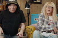 Mike Myers and Dana Carvey Reunite 'Wayne's World'