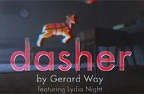 "Gerard Way Shares Christmas Song ""Dasher"""