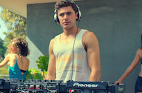 Zac Efron's EDM Movie Has One of the Worst Opening Weekends Ever