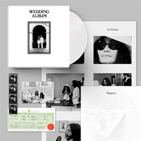 John Lennon and Yoko Ono's 'Wedding Album' Gets 50th Anniversary Reissue