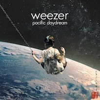 Weezer Confirm 'Pacific Daydream' LP, Share