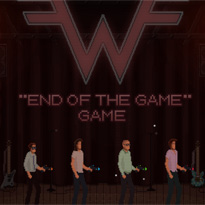 Weezer Have Released a Video Game That's Impossible to Beat
