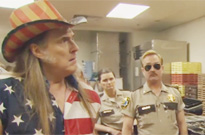 Watch 'Weird Al' Yankovic Become a Gun-Loving Ted Nugent in 'Reno 911!'