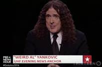 ​Weird Al Spoofs U.S. Debates in