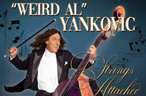 """Weird Al"" Yankovic Announces ""Strings Attached"" Tour"