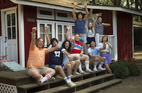 Set Photos Emerge from 'Wet Hot American Summer: First Day of Camp'