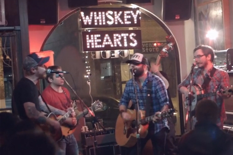 "Whiskey Hearts""So Cold"" (video)"