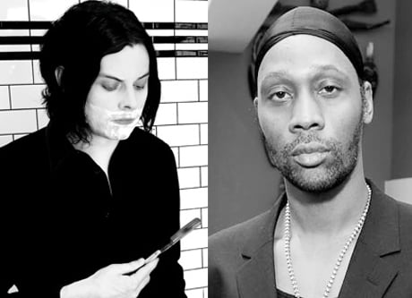 Jack White Says 'Blunderbuss' Began Thanks to RZA Standing Him Up