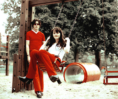 The White Stripes Dig Into Archives For Live Album Dvd