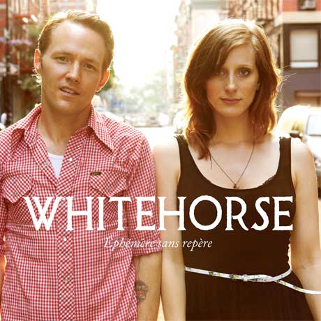 Whitehorse'�ph�m�re sans rep�re' (EP stream)