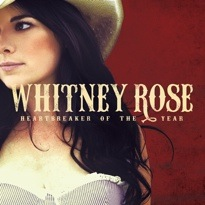 Whitney RoseHeartbreaker of the Year