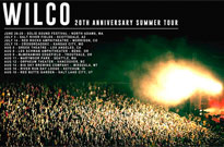 Wilco Extend 20th Anniversary Tour