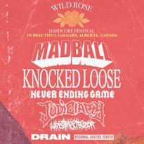 Madball, Knocked Loose to Play Calgary's Wild Rose Hardcore Festival