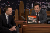 Watch Will Forte Recreate a Classic Led Zeppelin Album Cover