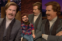 Will Ferrell Appeared on Every Late-Night Show as Ron Burgundy