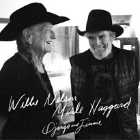 Willie Nelson and Merle Haggard Announce New Collaborative Album