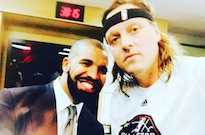 Drake Coaches Win Butler to MVP Win at NBA All-Star Game