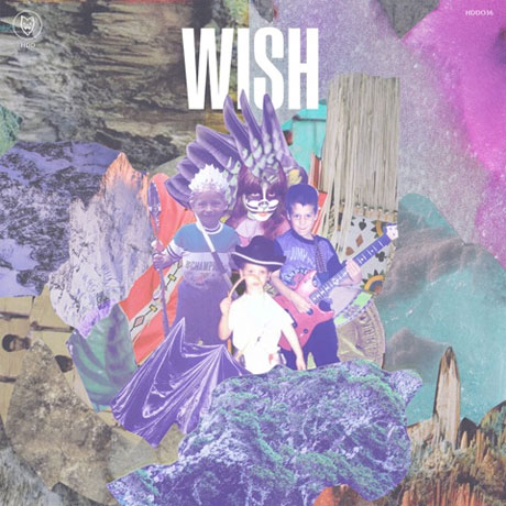 WISH - 'WISH' (album stream)