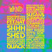 Brantford's WKND Festival Reveals 2017 Lineup with Bry Webb, Wolf Eyes, Nihilist Spasm Band
